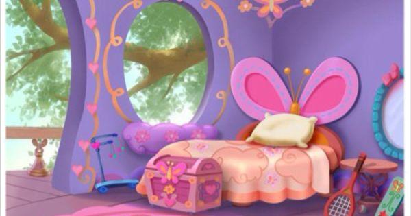 Fluttershy S Room Is Like Butterflylandia My Little Pony Bedroom Pony Kids Room