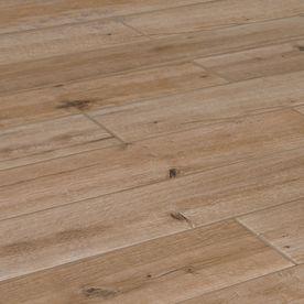 Natural Oak Porcelain Wood Tile Floor