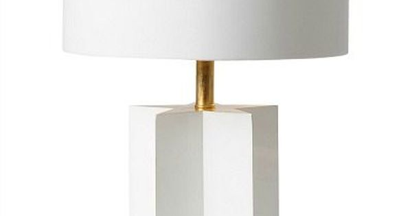 Introduced By Designer Barbara Cosgrove The Modern Star 13 Table Lamp Is Crafted From Resin And Finished In Glos Table Lamp Table Lamp Shades Glass Table Lamp