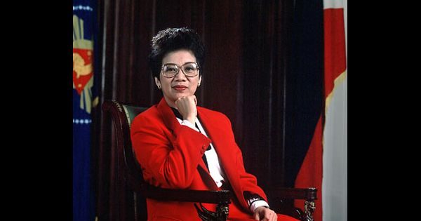 reaction paper of cory aquino This is not about kris aquino, uson said in a video posted on her  former  president corazon aquino, who could not defend themselves as.