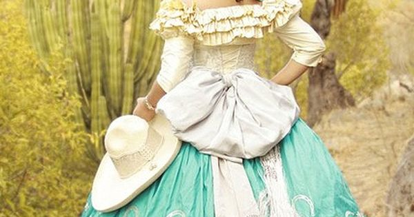 15 Anos Dresses From Mexico: Charra Quinceanera Dress