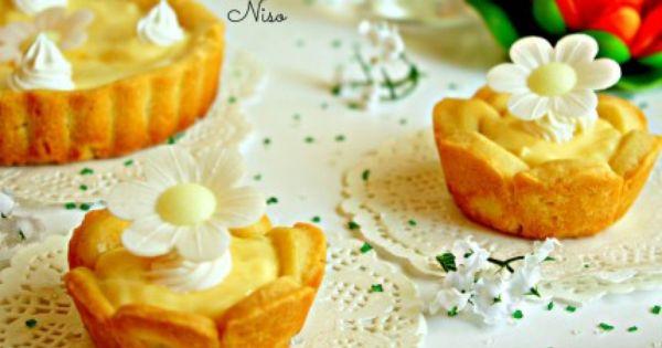 تارت الكاسترد Recipe Desserts Cooking Recipes Food