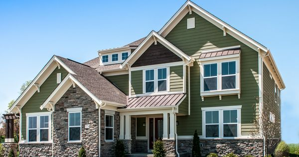 Marshall Western Craftsman By Fischer Homes New Homes