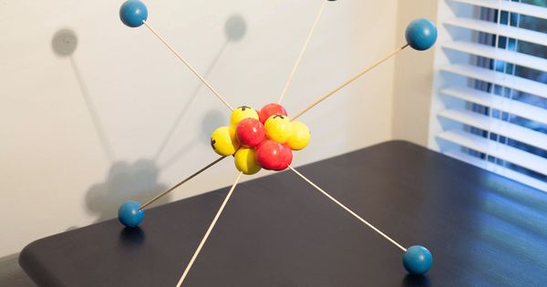 How to Make a 3D Model of an Atom Science projects