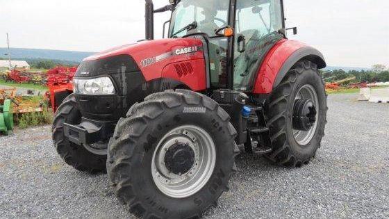 Case Ih Farmall 110u Farmall 120u Tractor Operator S Manual 47987590download Pdf Tractors Case Ih Farmall