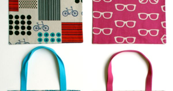 Twenty Minute Tote Pattern