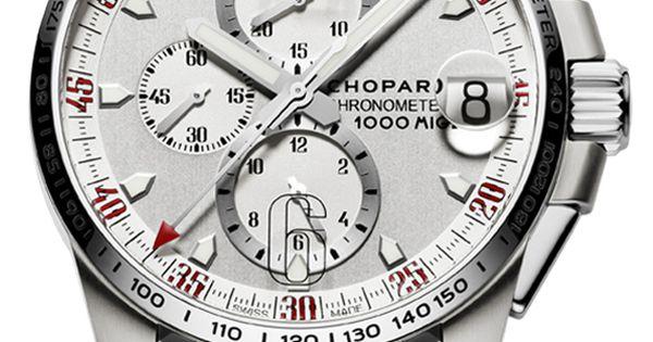 Chopard Mille Miglia Gran Turismo Chrono 168459-3041 ...