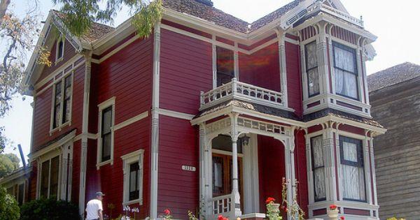 Charmed House Carroll Avenue La Inspire