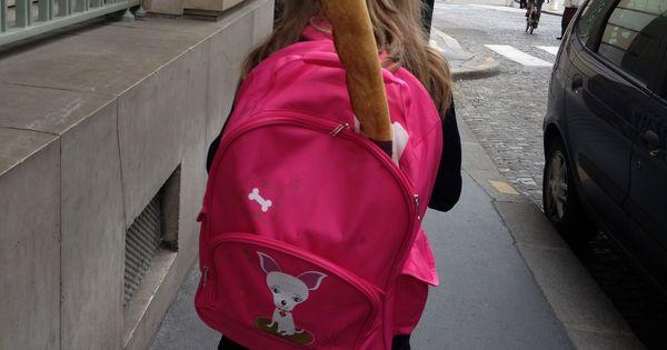 School bags - photo