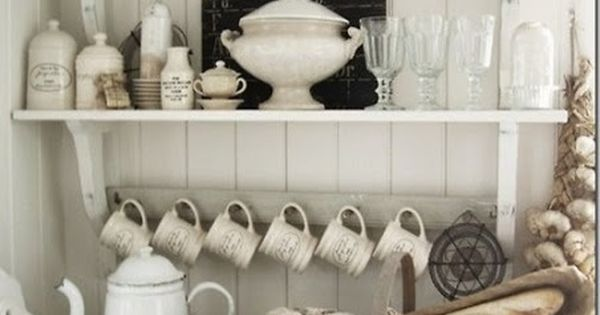 10 Ways to Add Farmhouse Style - Live Creatively Inspired... Put crates