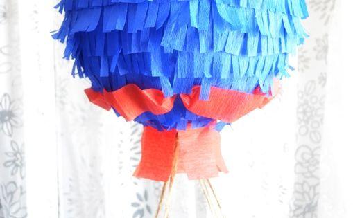 hot air balloon pinata tutorial by ucreate diy   to make pinterest