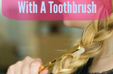 12 Life-Changing Beauty Hacks You Can Do With a Toothbrush - Everyone