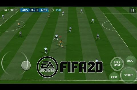 493 Mb Fifa 20 Mod Fifa 14 Android Offline New Faces Transfer Best Graphic Fifa19android Update2 Youtube Fifa 20 Fifa Football Games