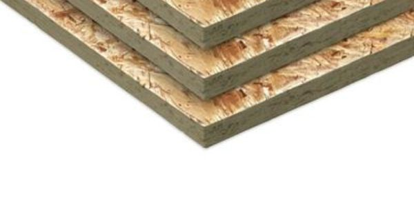 Sign Back Osb Sheathing Oriented Strand Board Osb