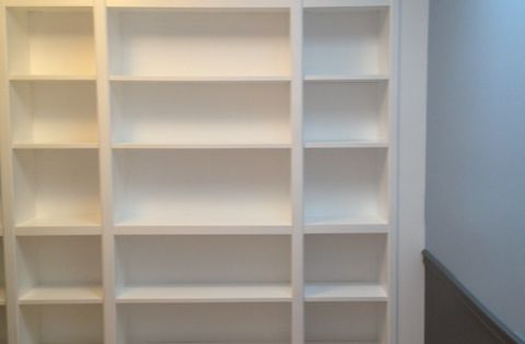 ikea billy bookcase instructions