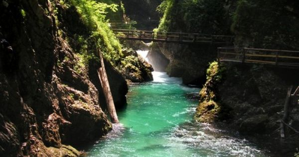 Vintgar Gorge, Slovenia - One of the most beautiful places I have