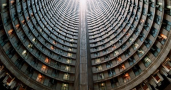 Feels Like The Pantheon Rome To Me Ponte City Apartments Block Joannesburgh Pinterest