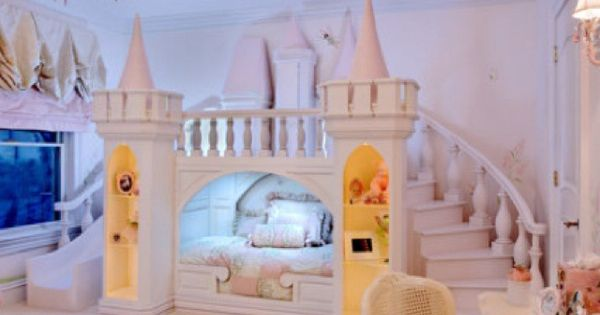 Princess Castle: What child in the princess phase wouldn't want a castle