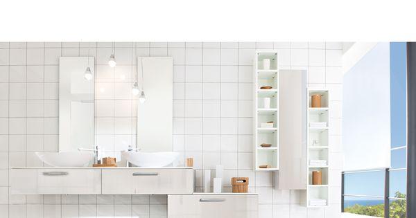 Salle de bains sur mesure muscade brillant arcos wild for Conception salle de bain en ligne