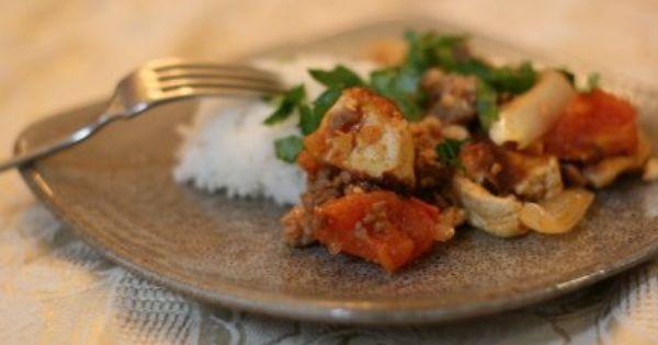 Tofu, Shrimp and Pork on Pinterest
