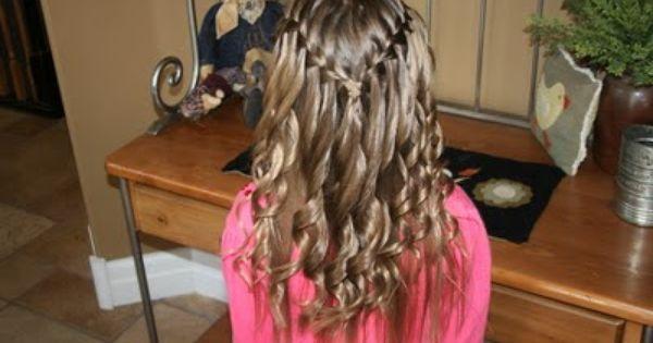 Peinados al extremo peinados para ni as con trenzas 2012 - Trenzas para nina ...
