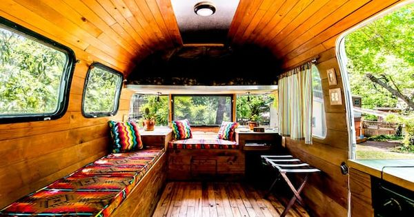 Anywhere Playlists Airbnb In 2020 Airstream Tiny House Rentals Unique Architecture