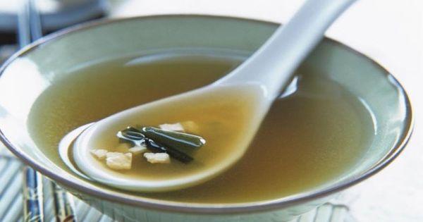 10-Minute Miso Soup | Soups | Pinterest | Miso Soup, Grains and Soups