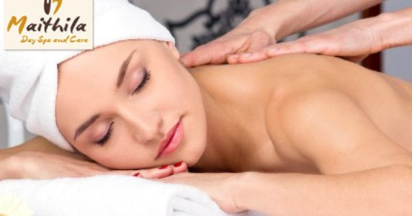 Relaxing Full Body Massage With Shower Or Hot Towel At Just Rs 899