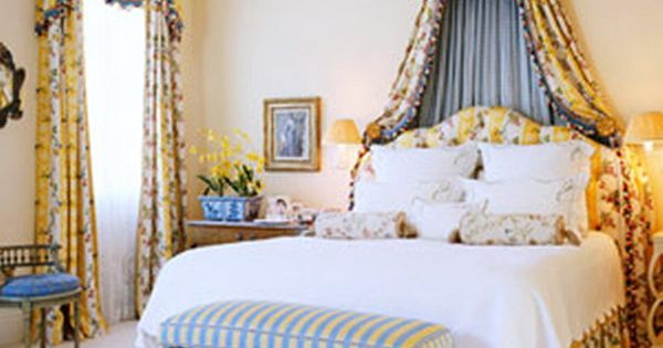 Country French Decorating Ideas Bedrooms
