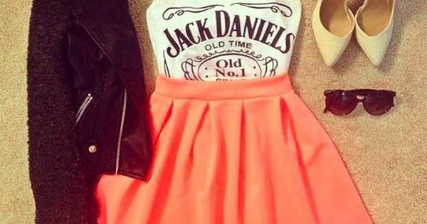 jacket skirt tank top top print high heels sunglasses cute t-shirt jack