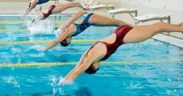 New To Swimming This Is The Easiest Stroke For Beginners Livestrong Com Competitive Swimming Swimming Photography Swimming Workout