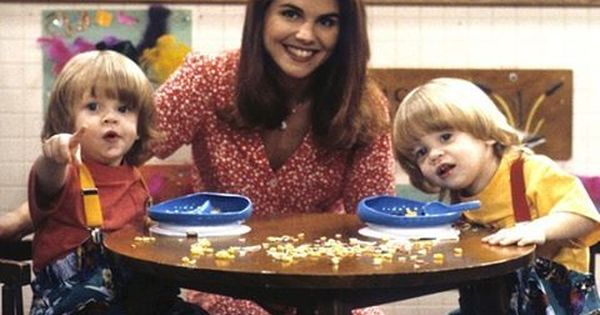 Full House Becky Nicky Alex With Images Full House Aunt