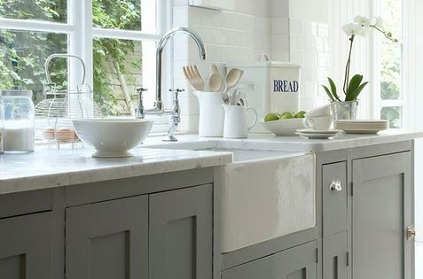 Grey kitchen cabinets and white kitchen decorating kitchen decorating before and after