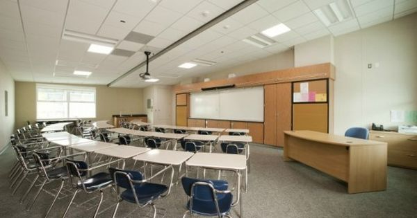 Nice Classroom Design ~ Schools in costa mesa use upcycled shipping containers