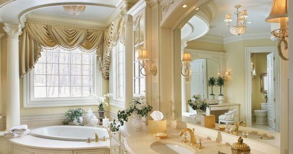 Afficher l 39 image d 39 origine salle de bain insolite for Baroque style bathroom