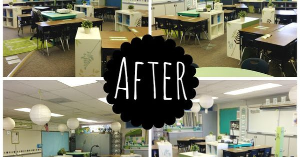 Collaborative Classroom Hub ~ Check out the tools that make this classroom third