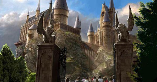 Florida: Universal studios: Harry Potter On my bucket list