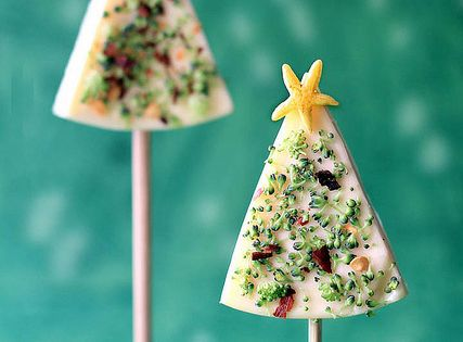 4 Creative Tree-Themed Christmas Food Ideas