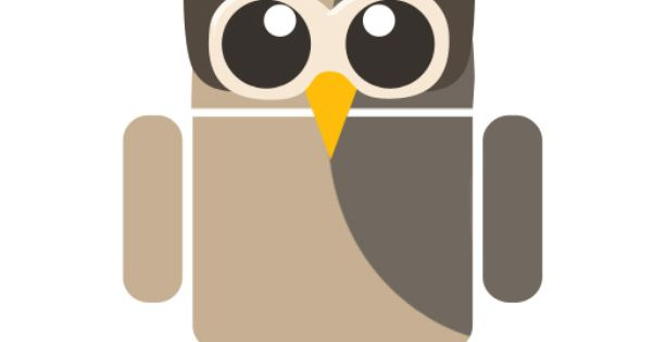 Android Owly: Because Robots need love too!   Owly a Cute ...