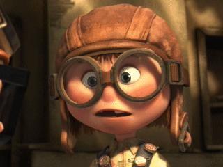 Elie In Up Disney Pixar Up Up Pixar Cartoon World