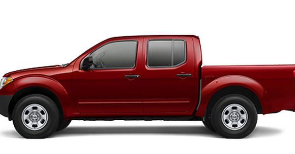 Photo Of The Nissan Frontier Crew Cab S Truck Model Nissan