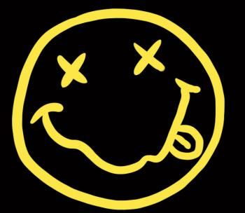 How To Draw Nirvana Smiley Face Step By Step Band Logos Pop Culture Free Online Drawing Tutorial Added By Dawn Nirvana Smiley Face Band Logos Nirvana Logo