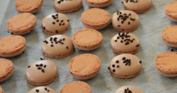 Salted Caramel Macarons & A Macaron Masterclass at Baroque Bistro ...