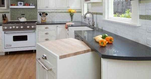 31 Insanely Clever Remodeling Ideas For Your New Home Countertops Small Ki