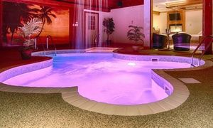 1 Night Stay For Two With Romance Package At Sybaris Pool Suites