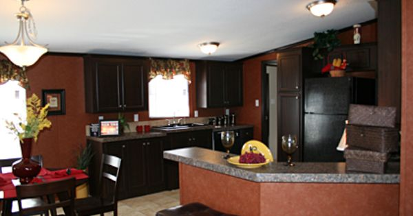 Double Wide Mobile Homes Interior Champion Homes New Double Wides Decorating Pinterest