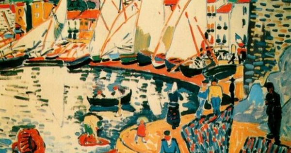 an analysis of the origin of fauvism in collioure a commune in france John golding, cubism: a history and an analysis, 1907-1914, new  is a commune in the western  of art were in his alliance with fauvism from.