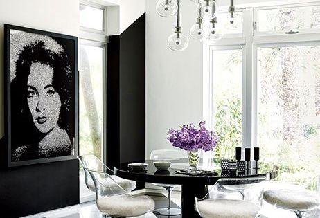 Fashion designer tommy hilfiger s vibrant home in miami for Muebles modernos en miami florida