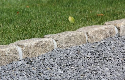 driveway edging ideas for gravel driveways | Driveway — Bedford Stone &… | Driveway edging and ...