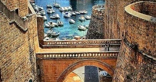 Dubrovnik, Croatia. Possible honeymoon destination...if that ever happens...